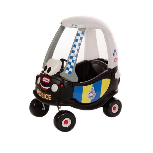 Каталка Little Tikes Полиция черная<br>