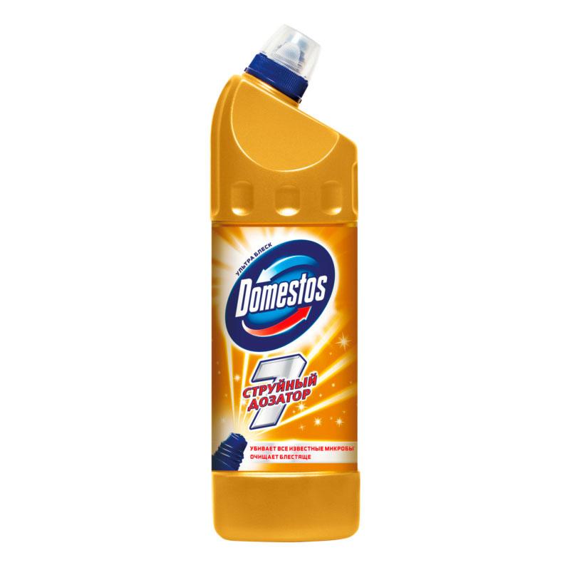 Чистящее средство Domestos для унитаза ультра блеск 1 л<br>