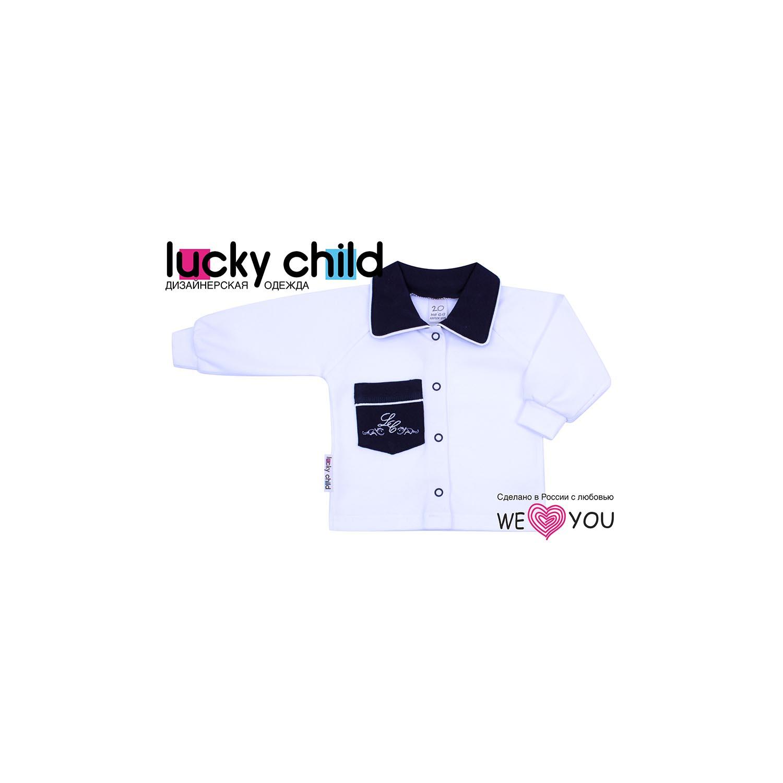 Кофточка Lucky Child Классик молочный рост 86<br>
