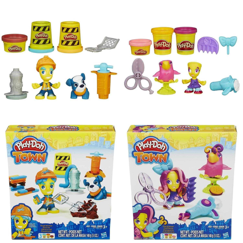 ������� ����� Play-Doh ������ � ������� � ������������