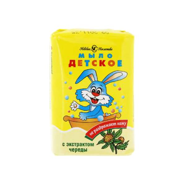 Мыло Невская косметика с экстрактом череды 90 гр (Ушастый нянь)