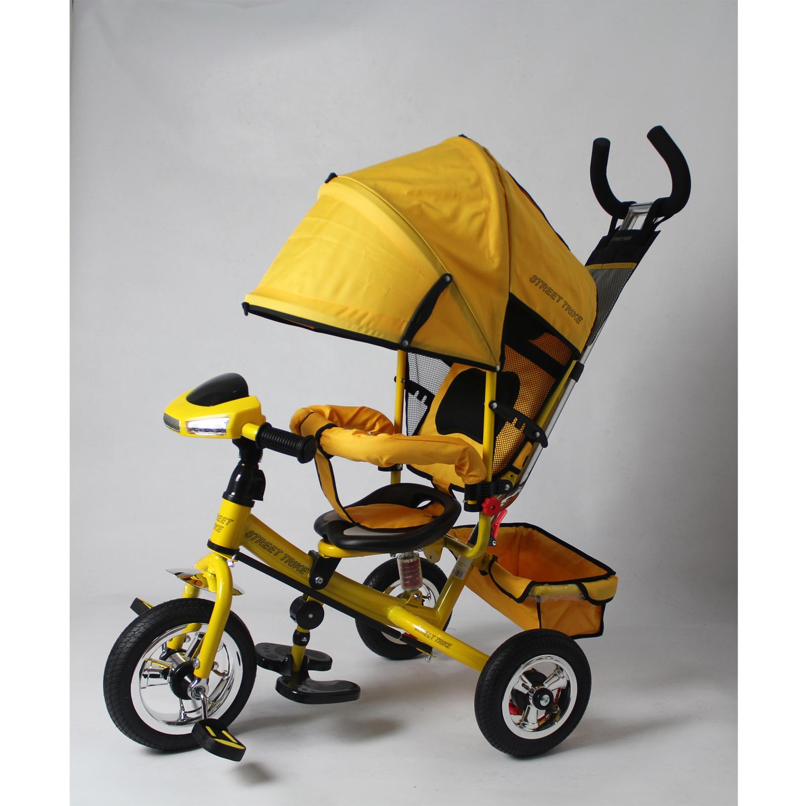 Велосипед Street Trike А03Е Желтый<br>
