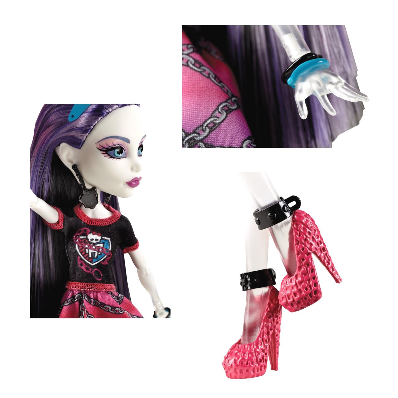 Кукла Monster High серии Ученики Spectra Vondergeist