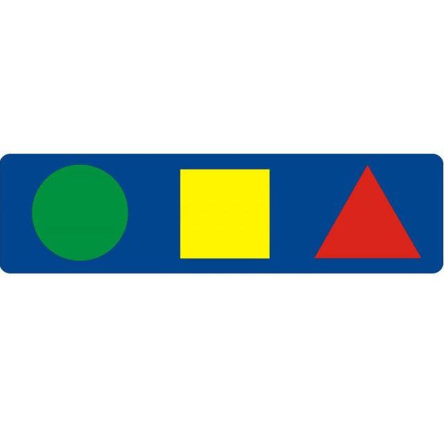 Мозаика Флексика с геометрическими фигурами арт. 45311<br>