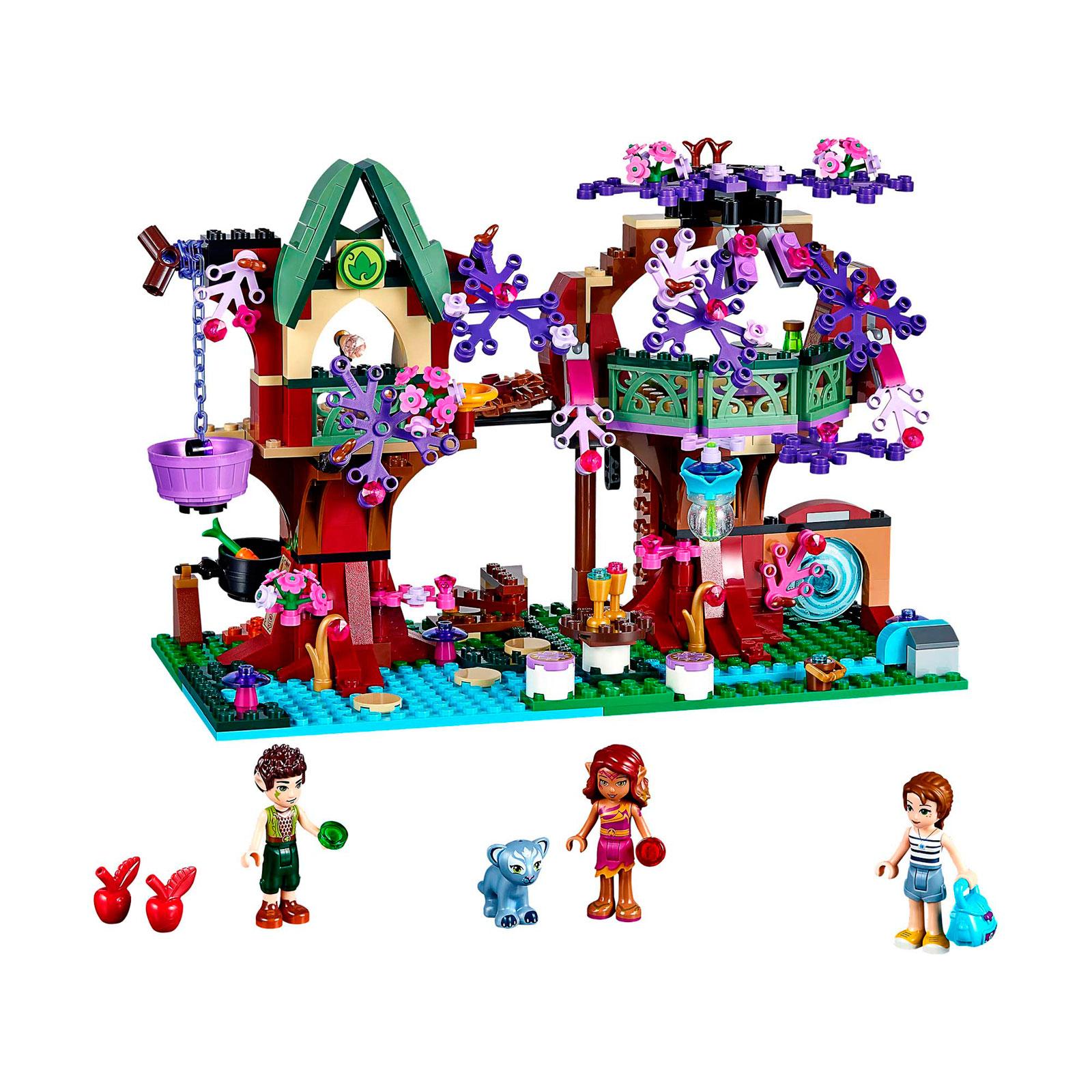 Конструктор LEGO Elves 41075 Дерево эльфов<br>