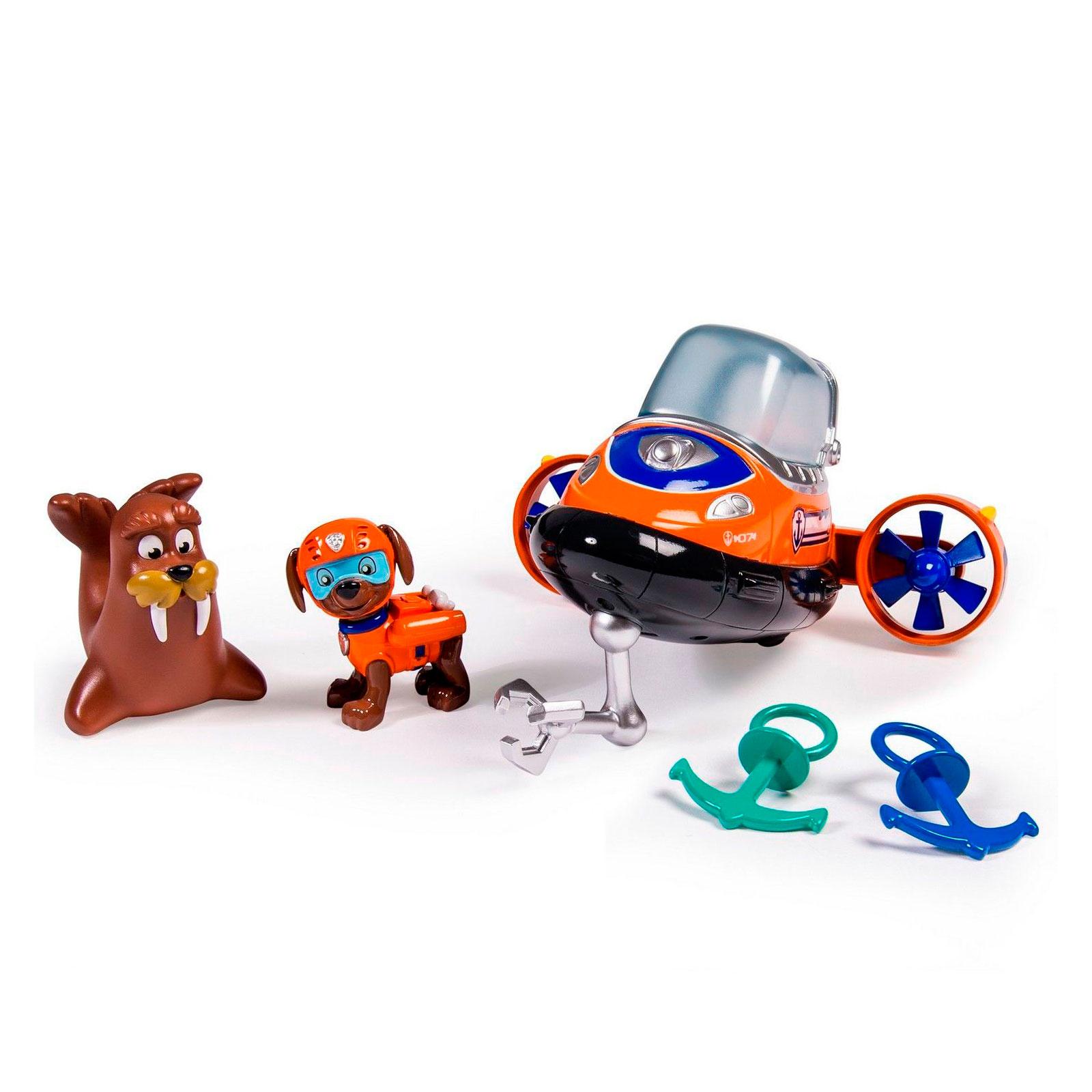 Игрушка Paw Patrol Набор для ванной Зума<br>