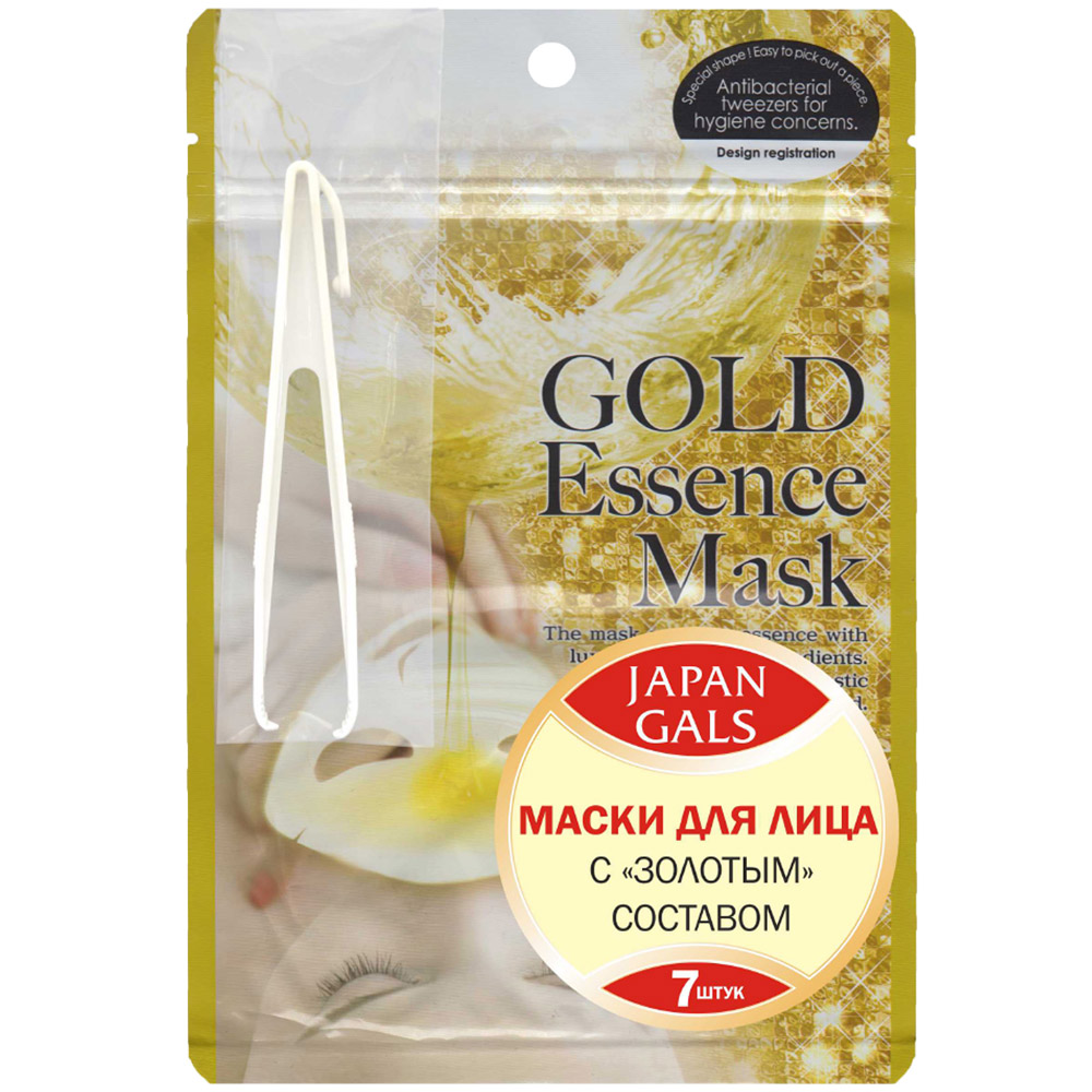 ����� ��� ���� Japan Gals (7 ��) � ������� �������� Essence Mask