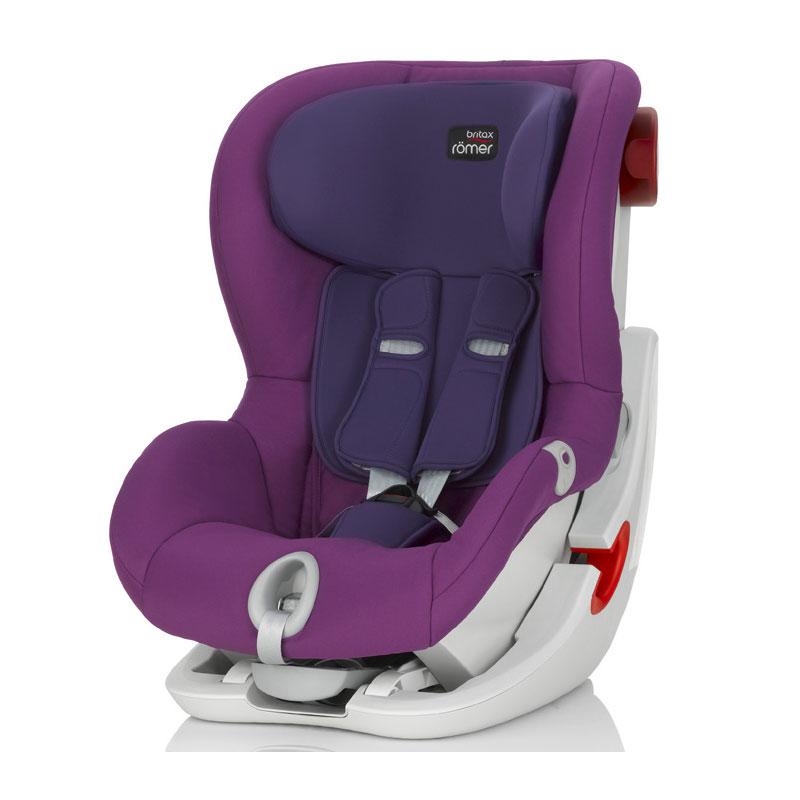 Автокресло Britax Romer King II Mineral Purple<br>