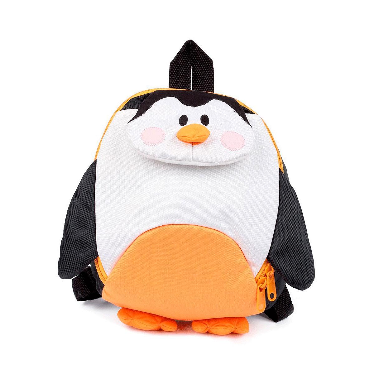 Рюкзак Leader Kids Пингвин 25 см.
