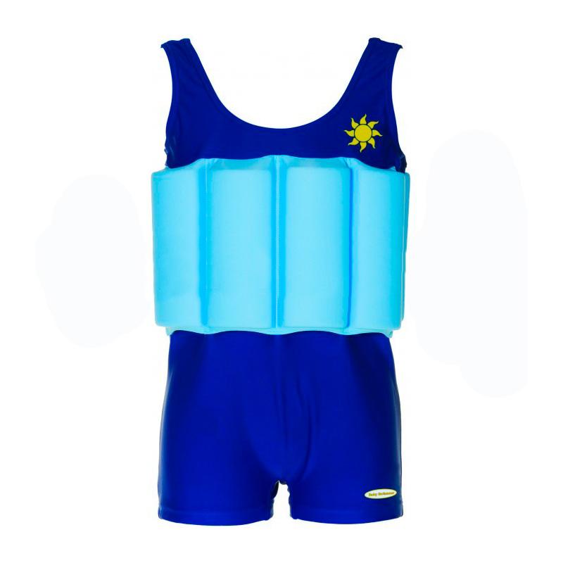 Купальный костюм для мальчика Baby Swimmer Солнышко голубой рост 104<br>