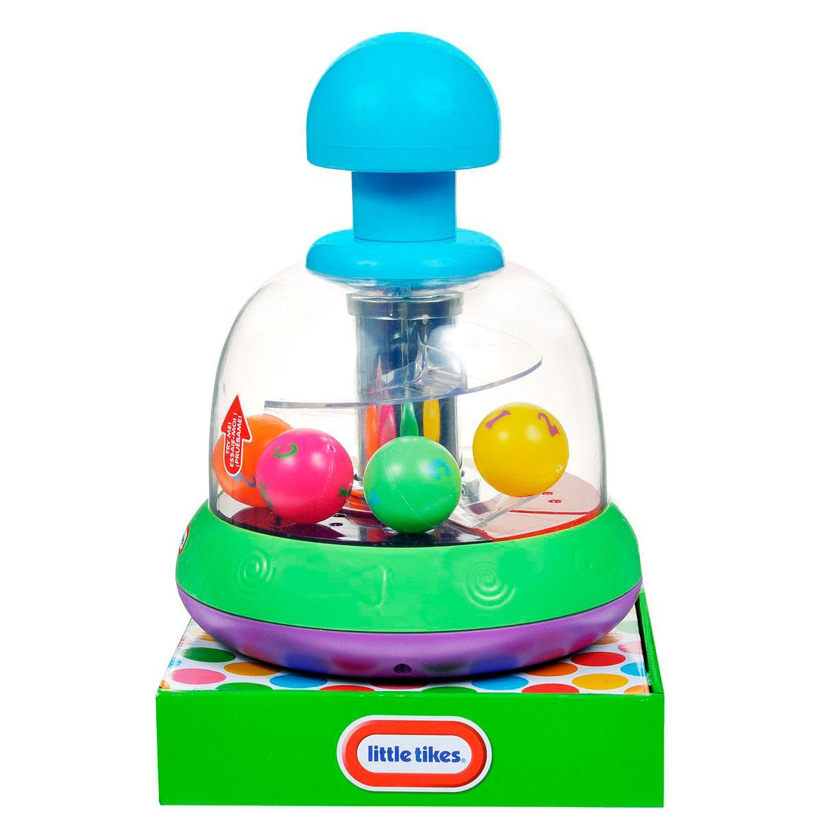 Игрушка развивающая Little Tikes Юла со звуковыми и световыми эффектами<br>