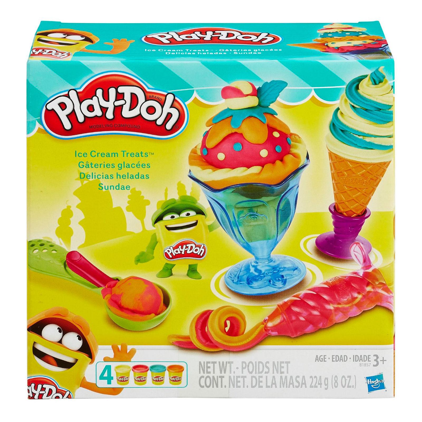 Игровой набор Play-Doh Инструменты мороженщика<br>