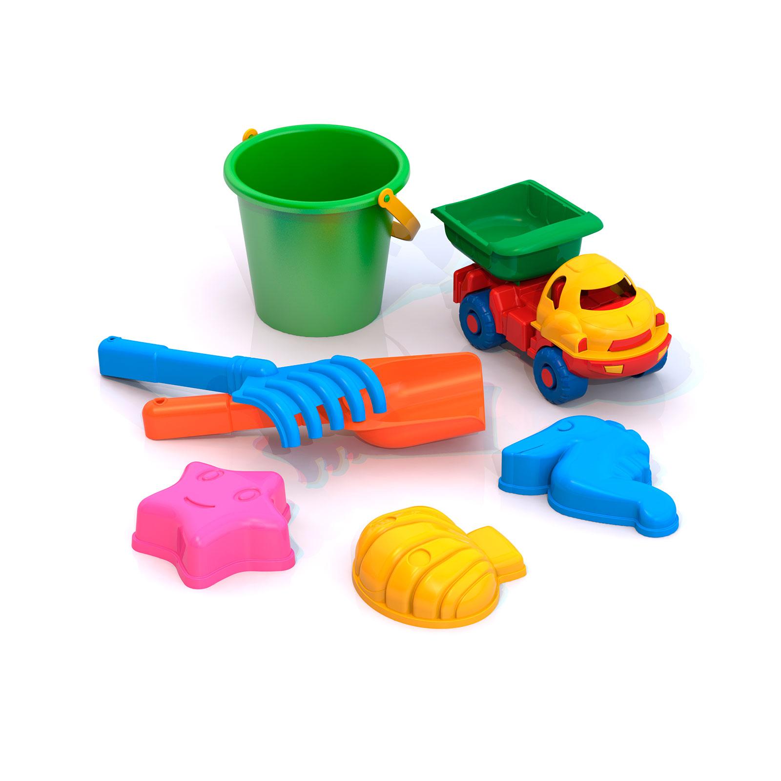Игрушки для песочницы НОРДПЛАСТ Набор для песка №44<br>