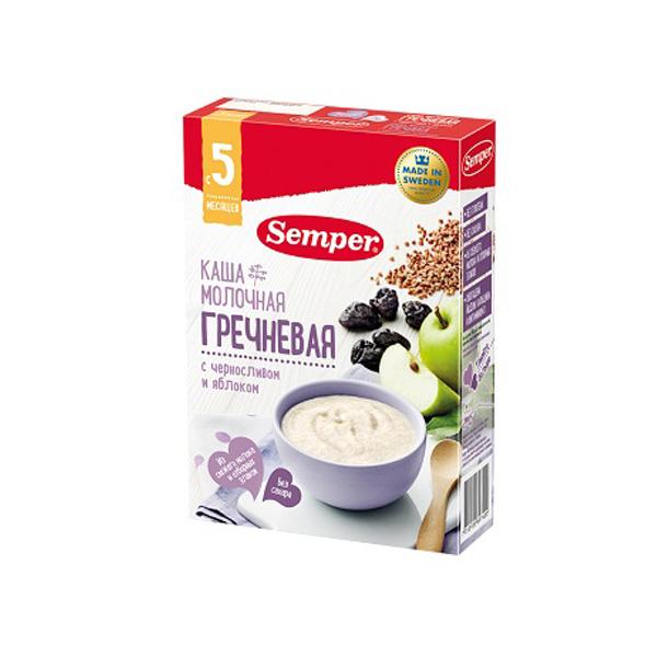 ���� Semper �������� 200 �� ��������� � ����������� � ������� (� 5 ���)