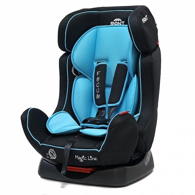 Автокресло Rant Focus Blue