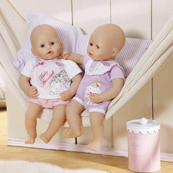 Одежда для кукол Zapf Creation Baby Annabell Нижнее белье (В ассортименте)