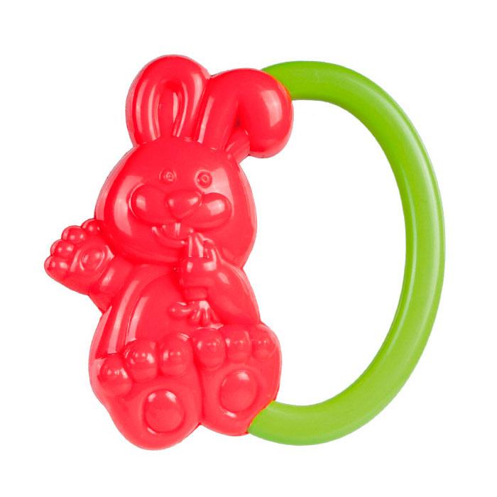 Погремушка Canpol Babies Кролик Красный<br>