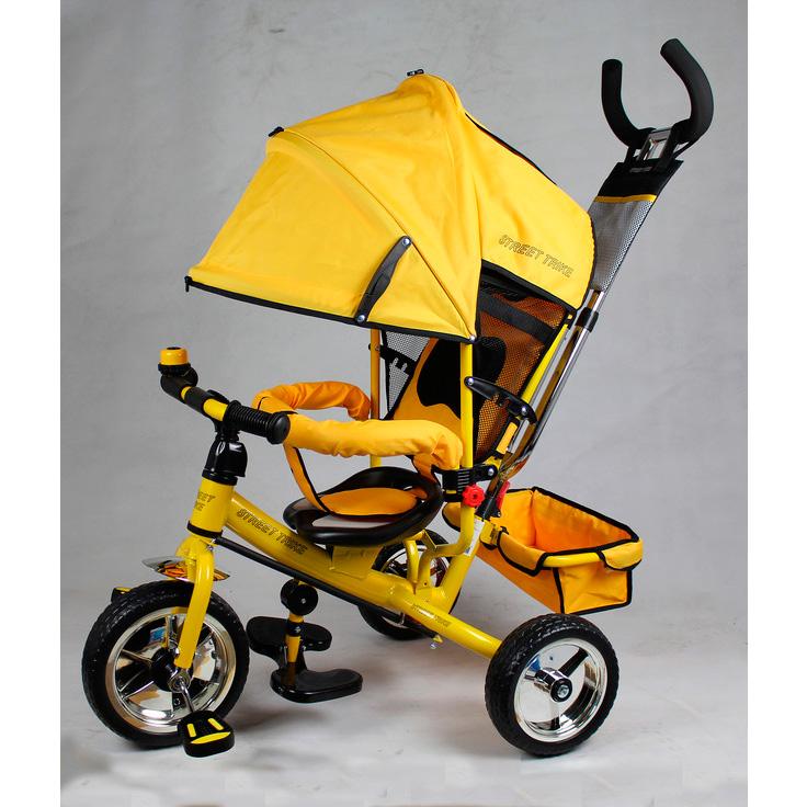 Велосипед Street Trike A22B Желтый<br>