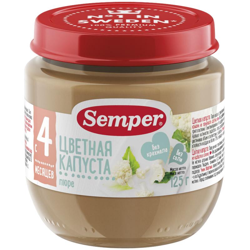 ���� Semper ������� 125 �� ������� ������� (� 4 ���)