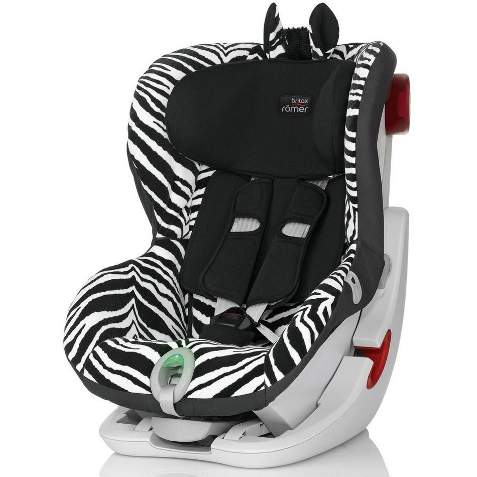 ���������� Britax Romer King II ATS Smart Zebra