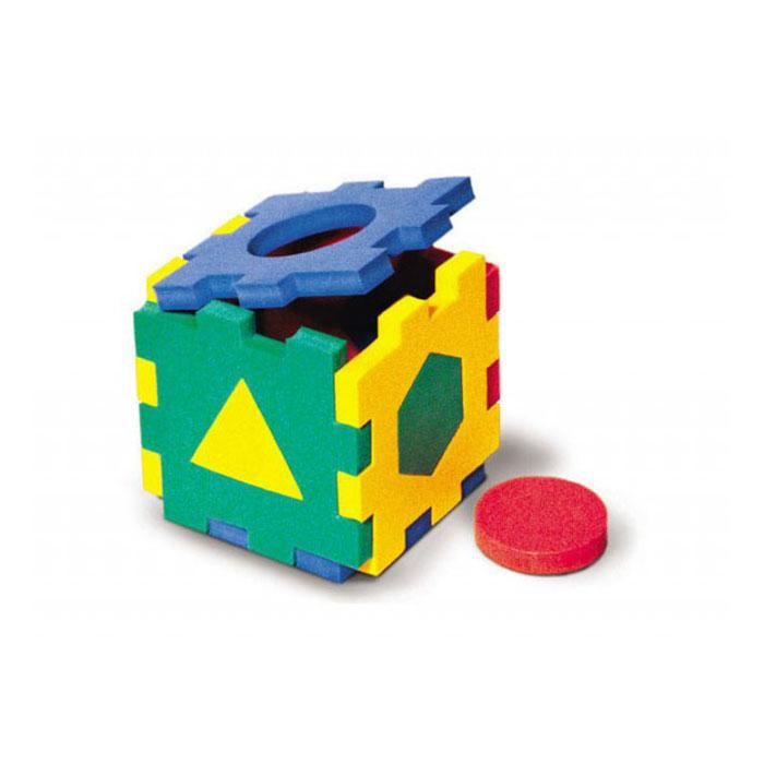 Кубики Флексика Кубик с геом. фигурами