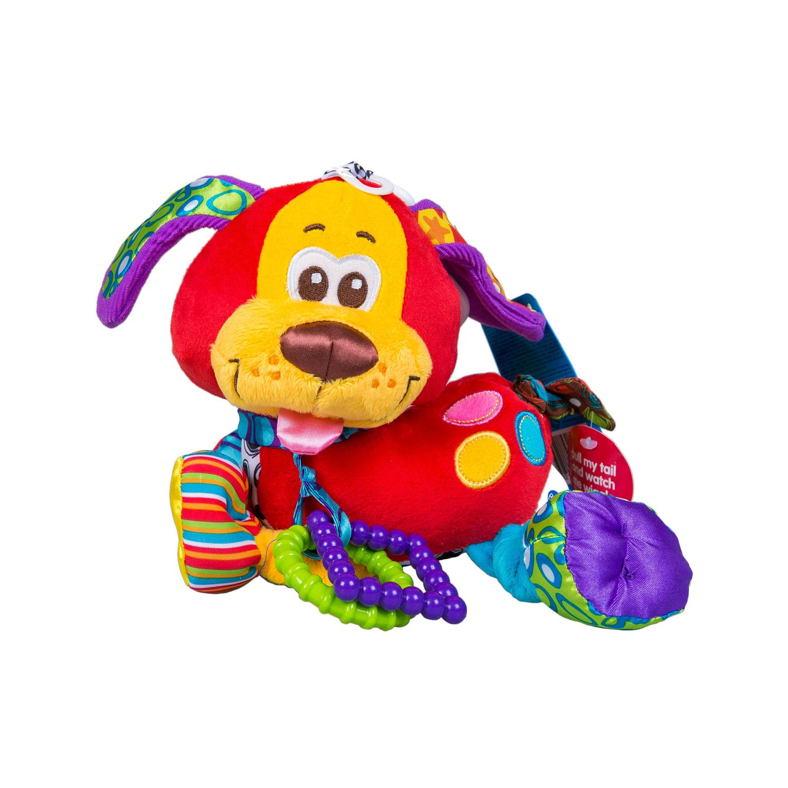 Подвеска Playgro Веселый щенок с 0 мес.<br>