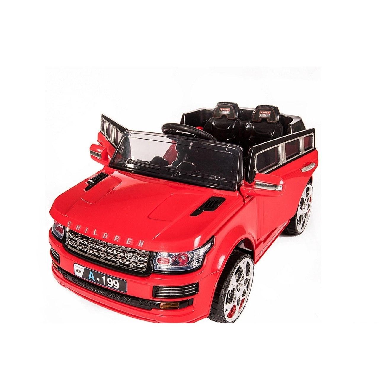 Электромобиль RT LandRover RALF Красный<br>