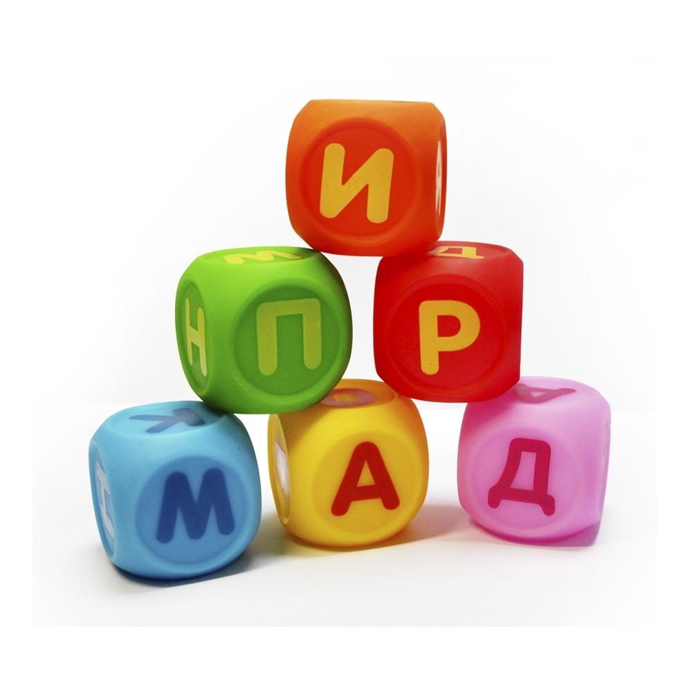 Набор игрушек ПОМА Учим буквы