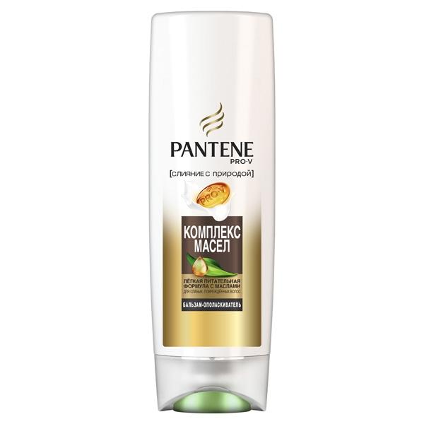 Бальзам-ополаскиватель для волос Pantene Комплекс масел 360 мл<br>