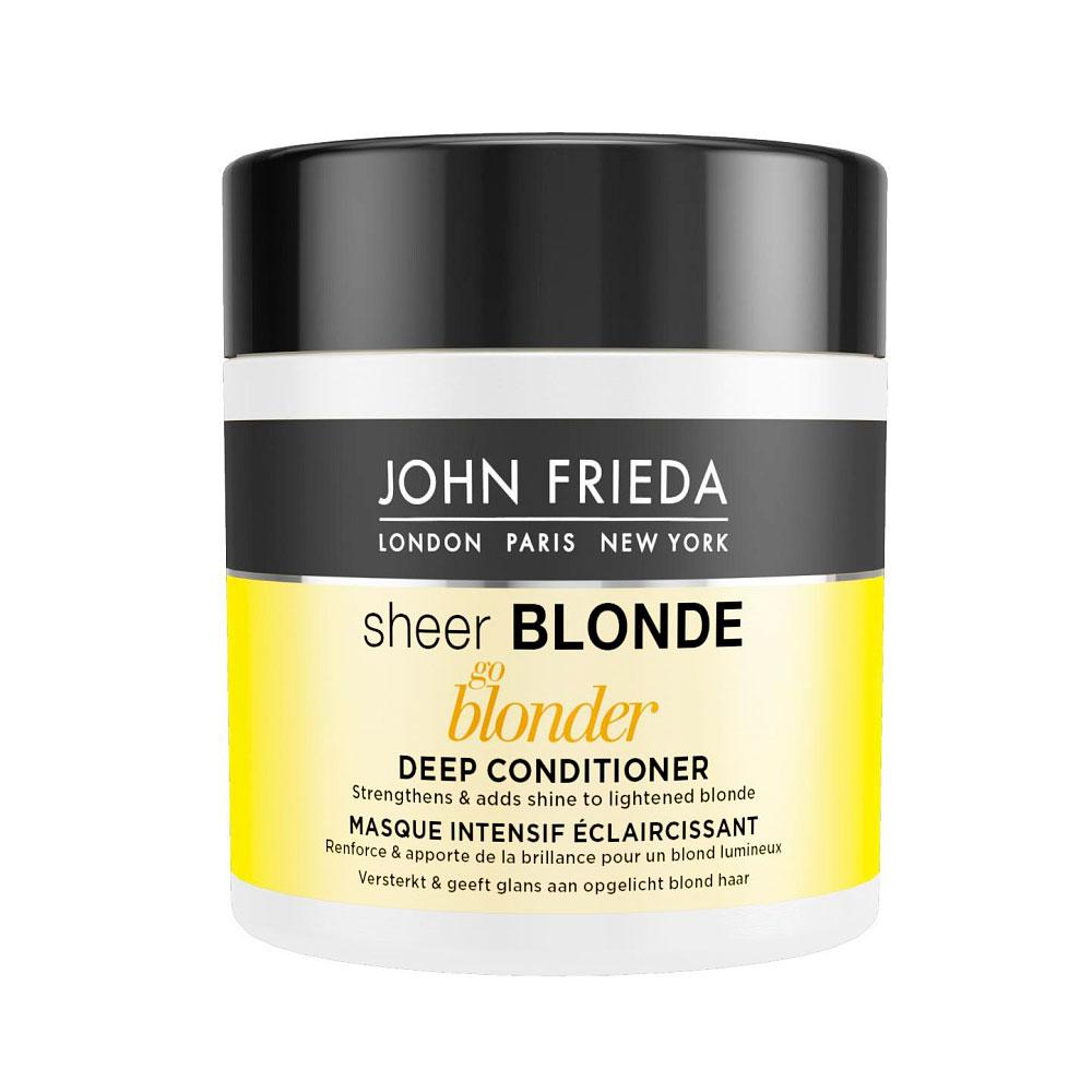 Маска John Frieda Sheer Blonde для светлых волос 150 мл<br>