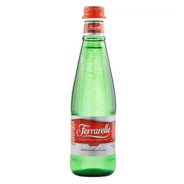 Вода Ferrarelle Газированная 0,33 л (стекло)<br>