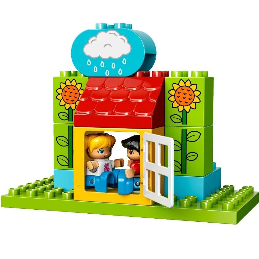 Конструктор LEGO Duplo 10819 Мой первый сад<br>