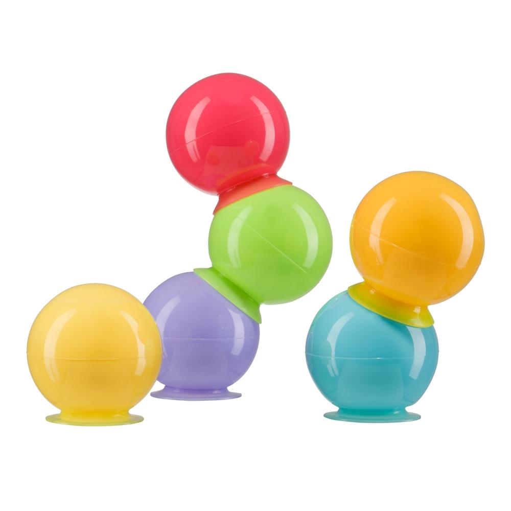 Набор игрушек Happy Baby для ванной IQBUBBLES<br>