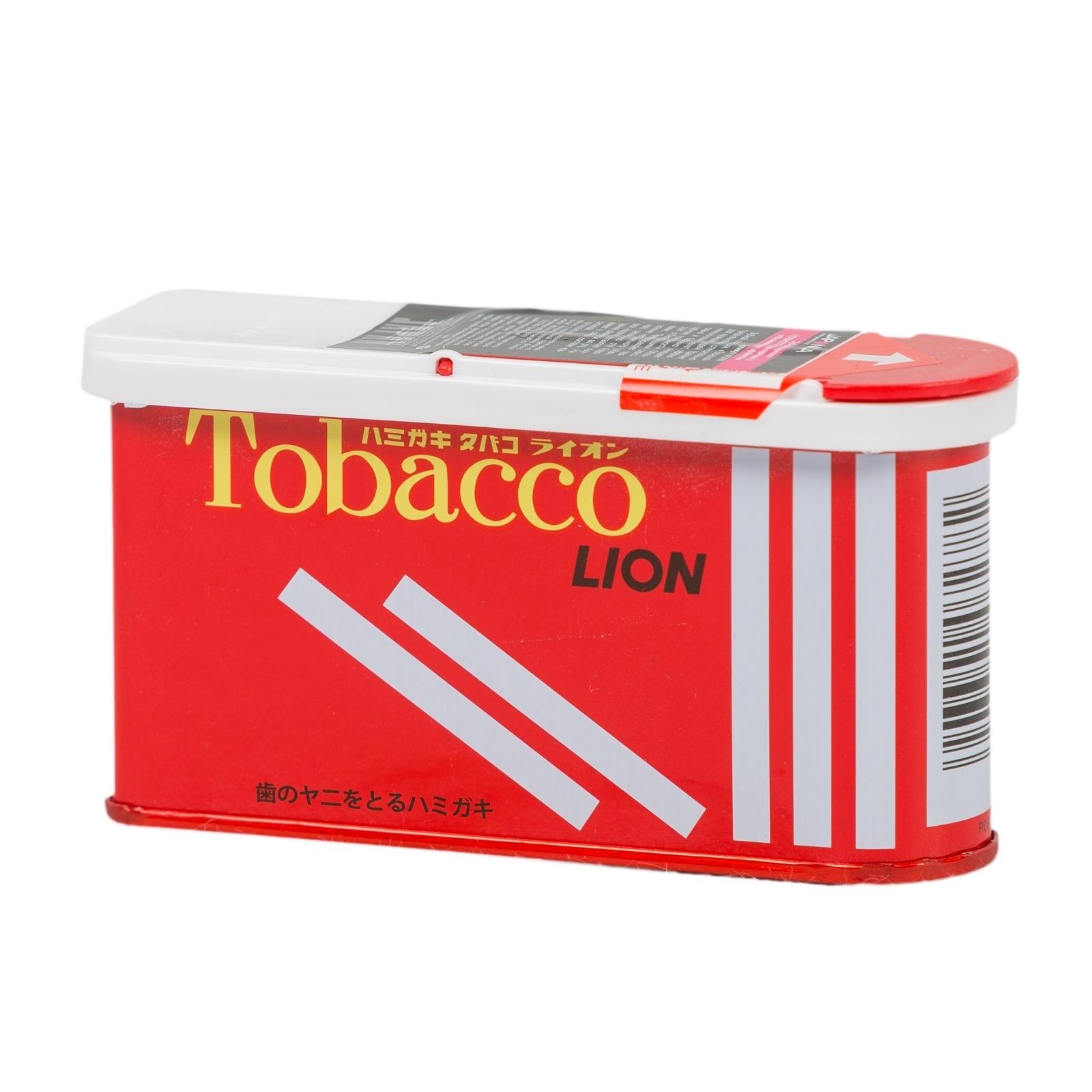 Зубной порошок Lion Для курящих с отбеливающим эффектом 160 гр<br>