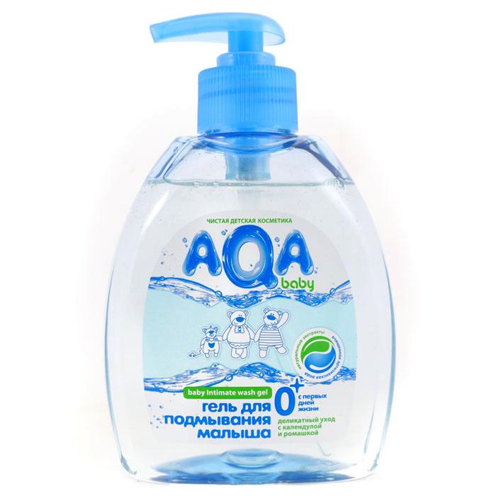 Жидкое мыло AQA baby (с дозатором) 300 мл
