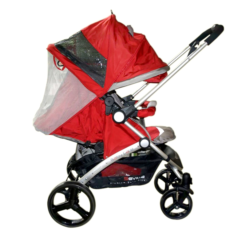 ������a Baby Care Seville mud red
