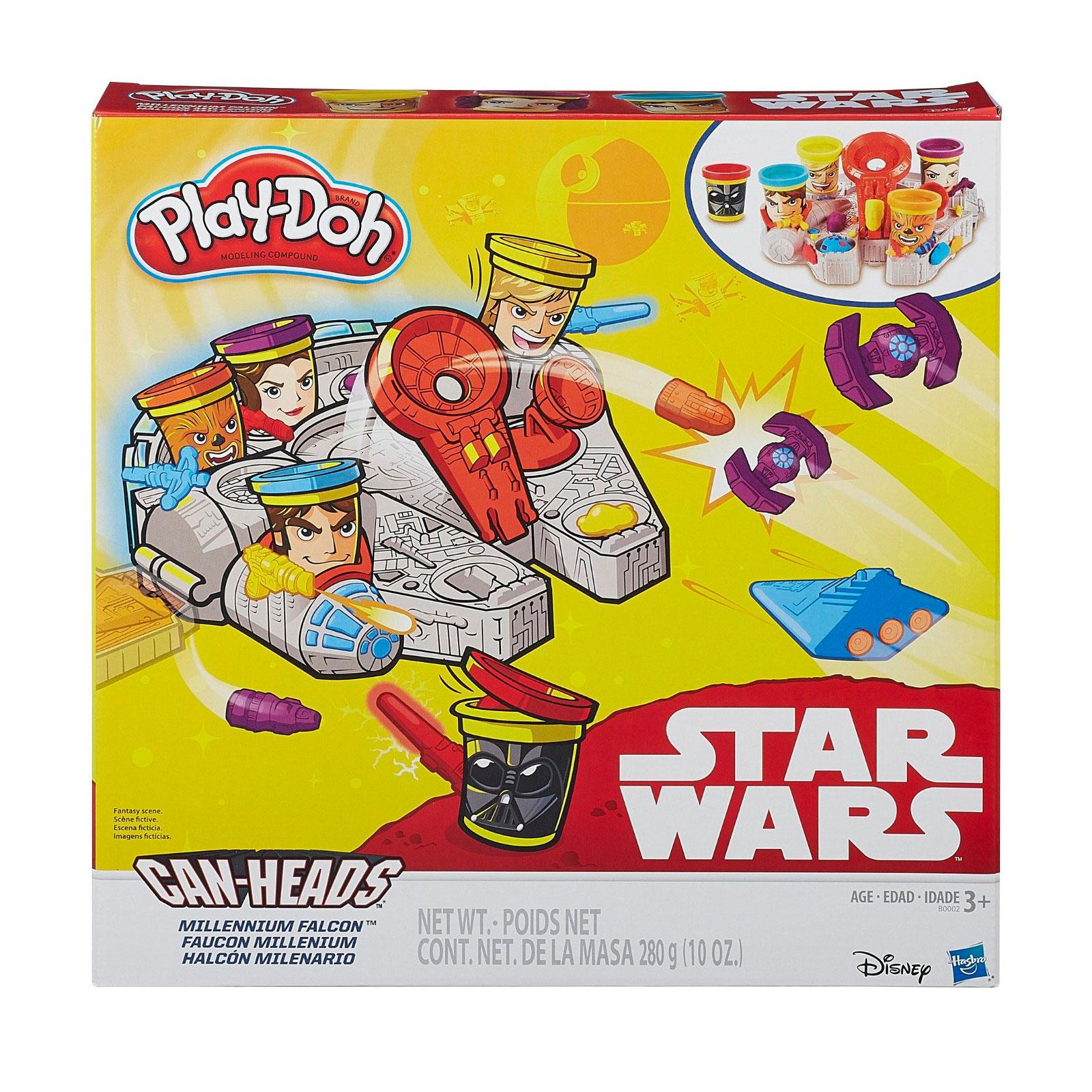 Игровой набор Play-Doh Тысячелетний Сокол<br>