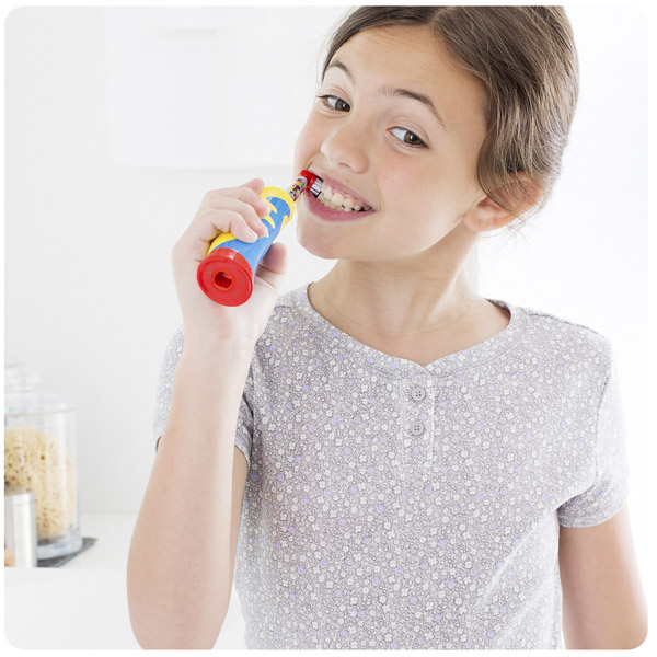 ������ ����� ������������� Oral-B Mickey for Kids (� 3-� ���)