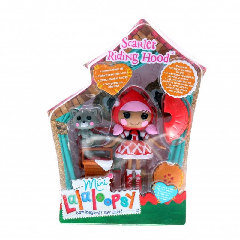����� Mini Lalaloopsy � ������������ Scarlet Riding Hood