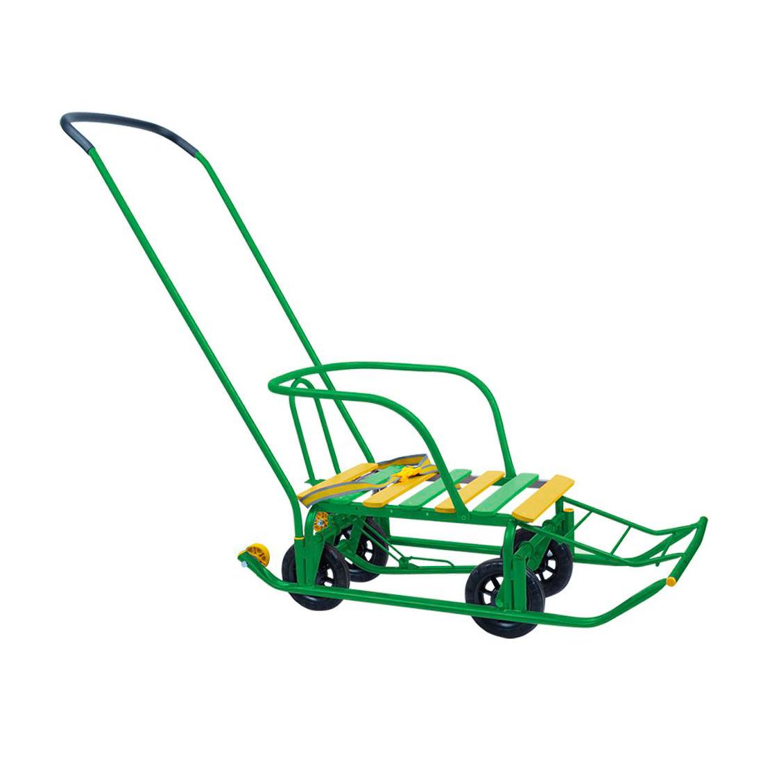 Санимобиль Тимка 5 Универсал Зеленый<br>