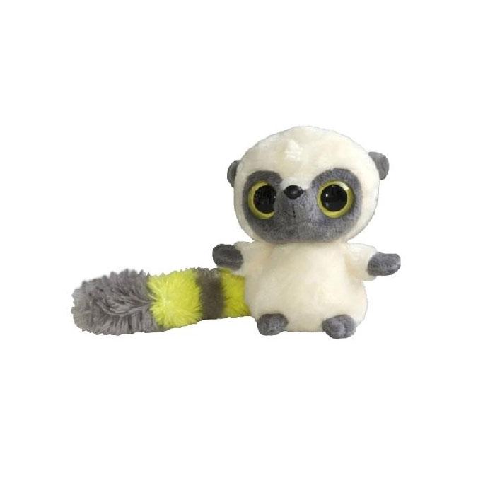 Мягкая игрушка AURORA Юху и друзья Юху желтый 12см<br>