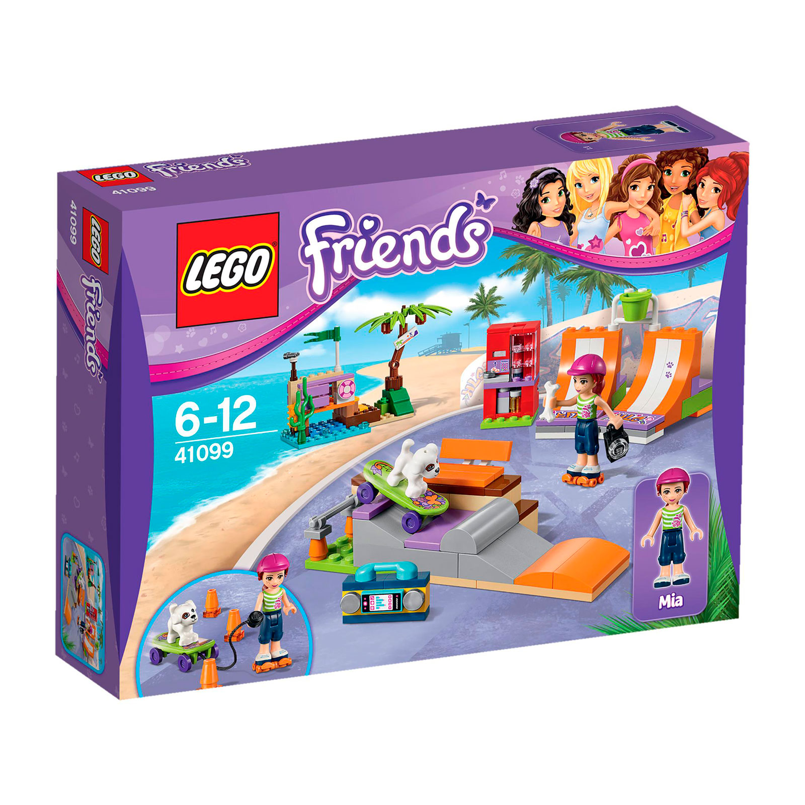 ����������� LEGO Friends 41099 �����-����