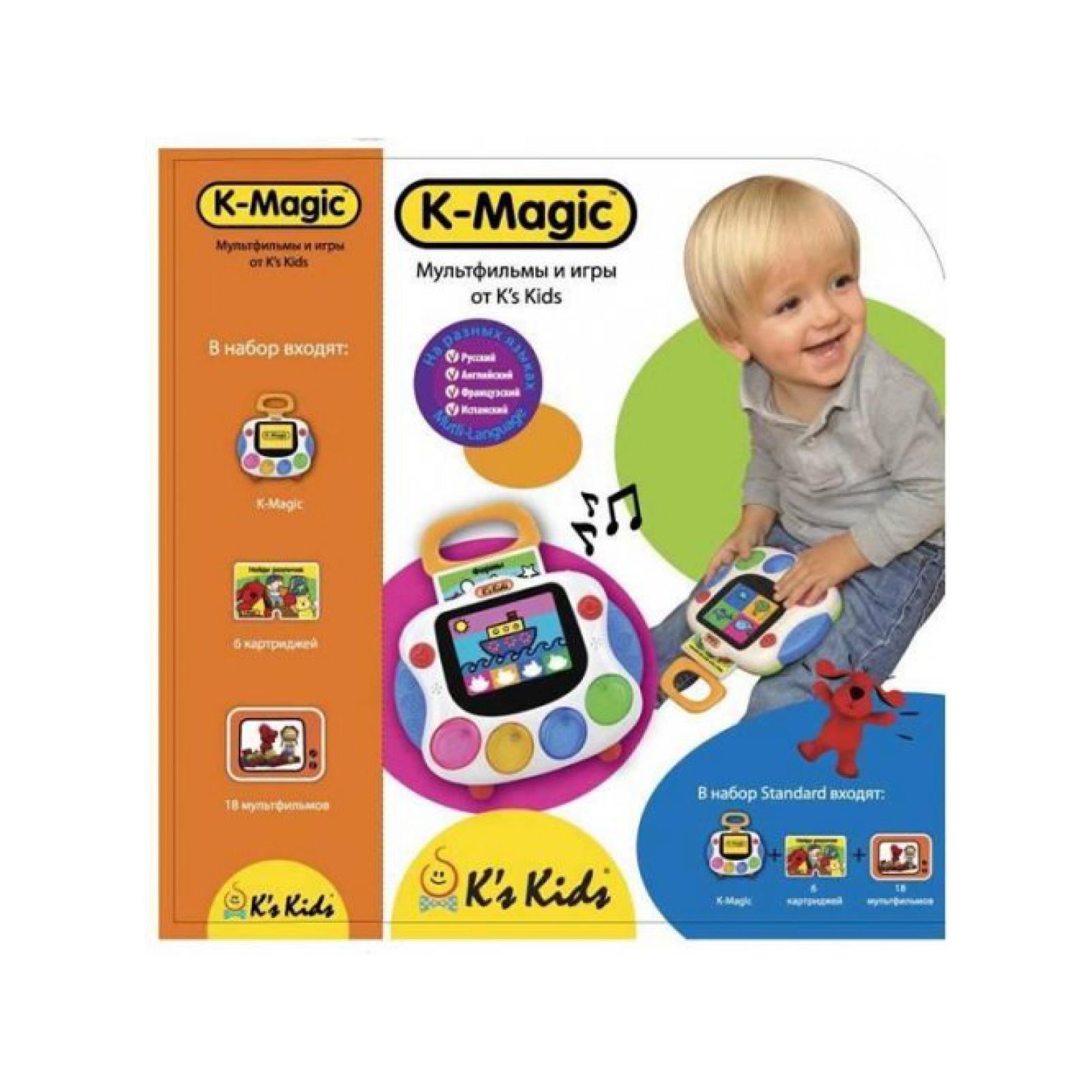 Развивающий игровой набор K&amp;#039;s Kids K-Magic K-Magic Standard<br>