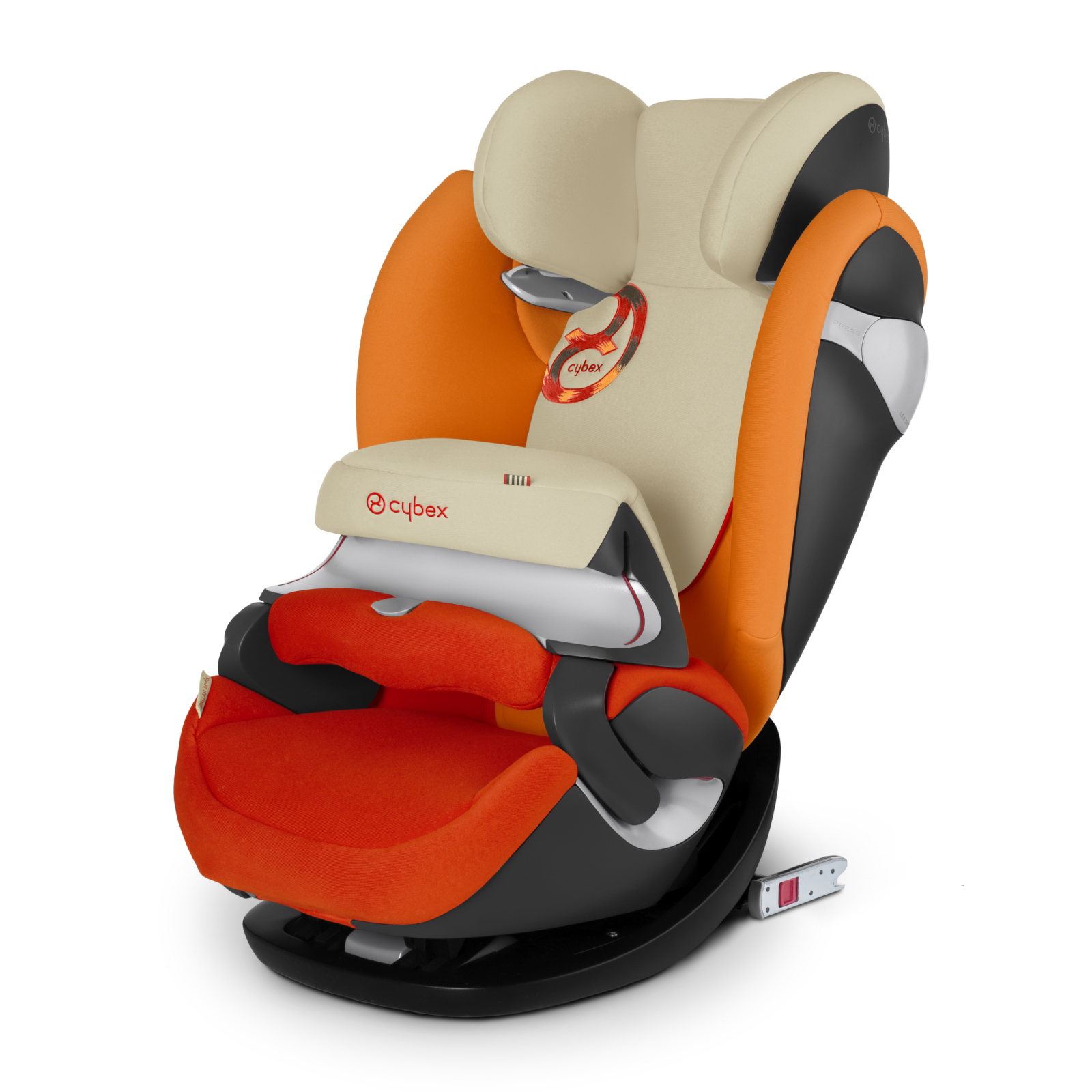 Автокресло Cybex Pallas M-Fix Autumn Gold<br>