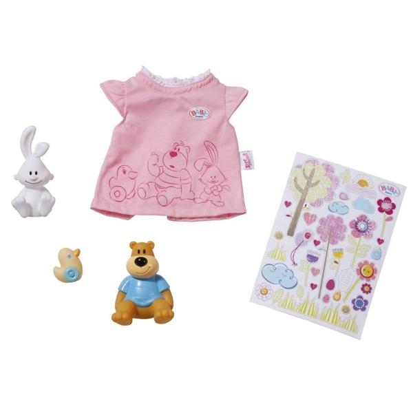 Одежда для кукол Zapf Creation Baby Born и животные (В коробке)<br>