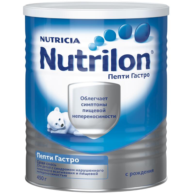 Заменитель Nutricia Nutrilon Пепти Гастро 450 гр (с 0 мес)<br>