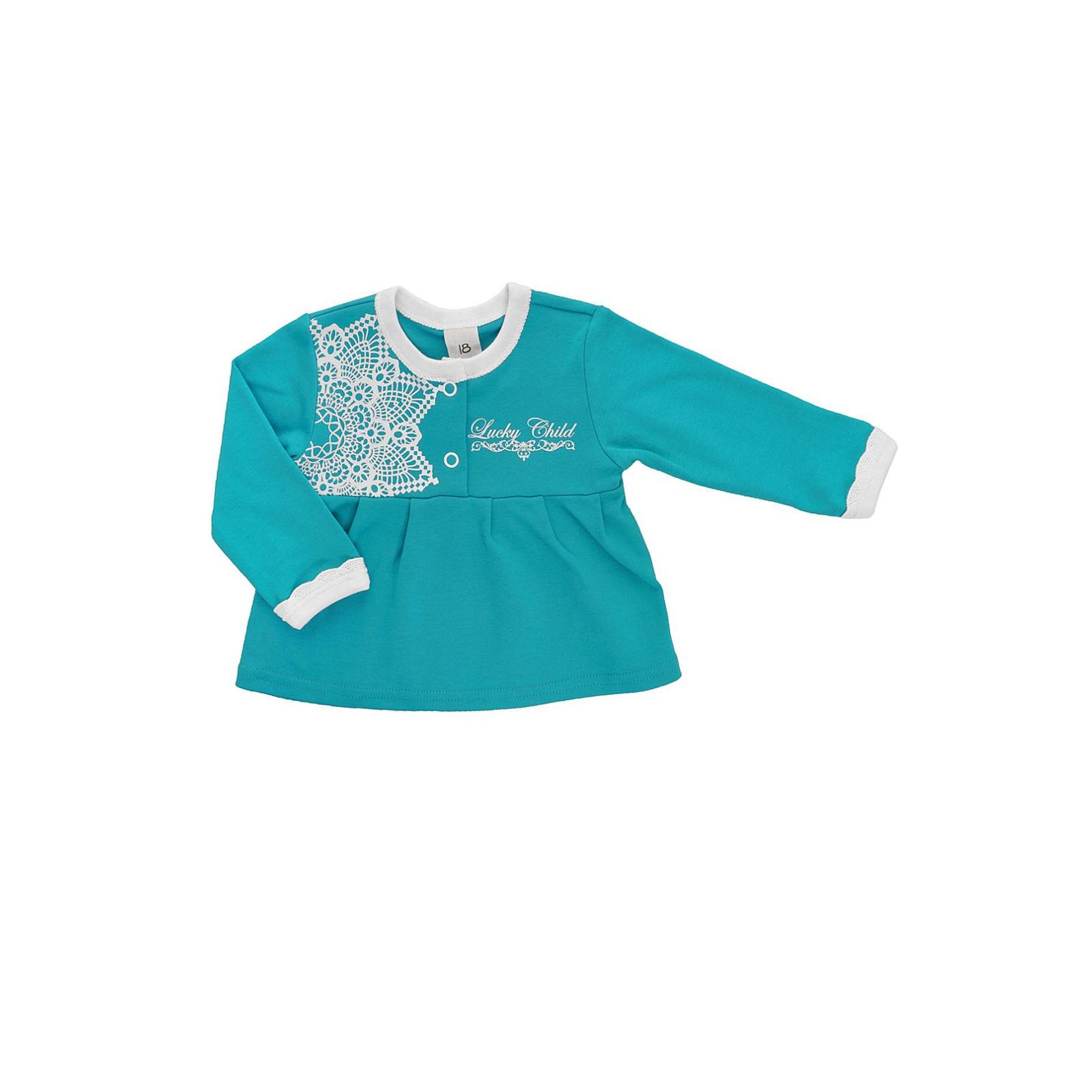 Кофточка Lucky Child коллекция Ретро Размер 68<br>