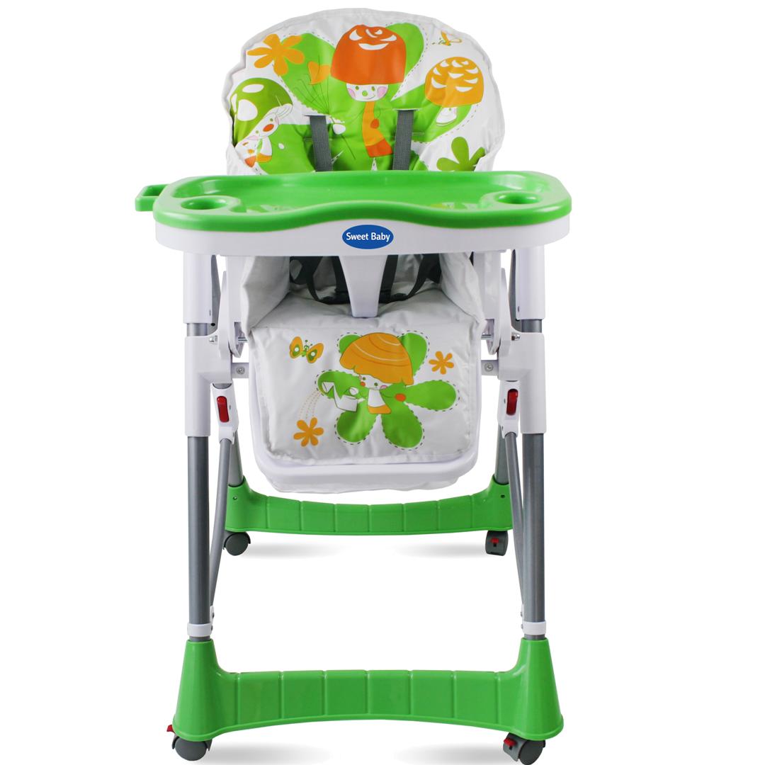 Стульчик для кормления Sweet Baby Сappello Emerald<br>
