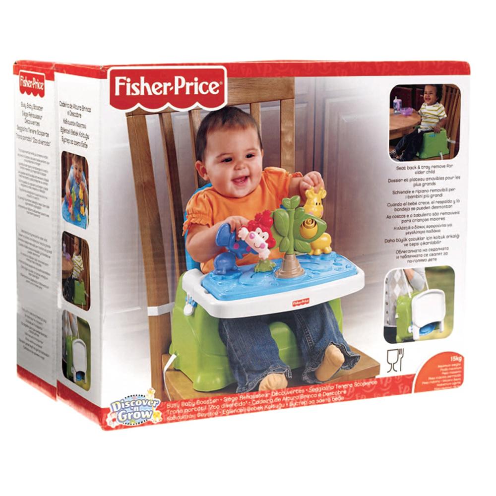 Развивающая игрушка Fisher Price Подставка для игры малыша с 6 мес.<br>