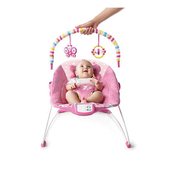 Кресло-качалка Bright Starts Цветочная поляна